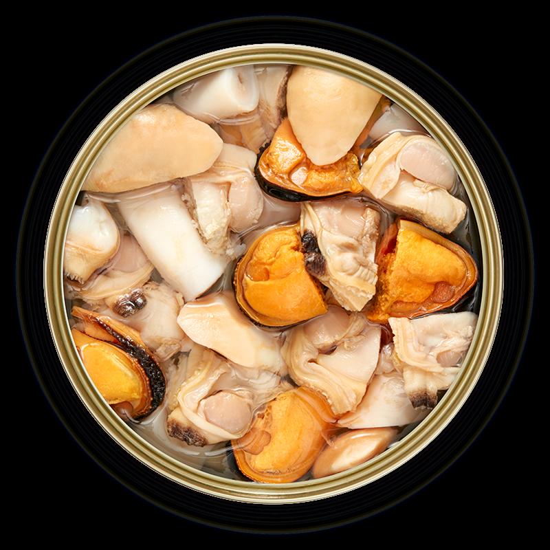 Chopped Seafood Mix